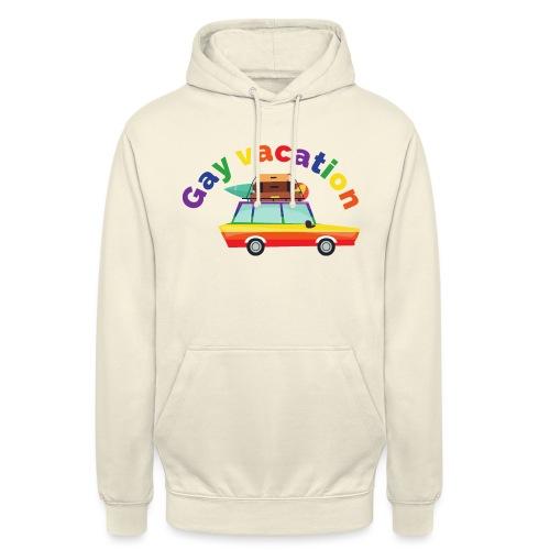 Gay Vacation | LGBT | Pride - Unisex Hoodie