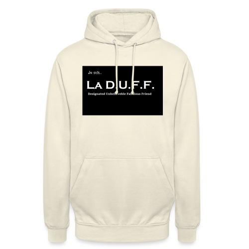 Je Suis La D.U.F.F. Shirt female - Hoodie unisex