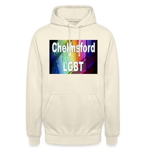 Chelmsford LGBT - Unisex Hoodie