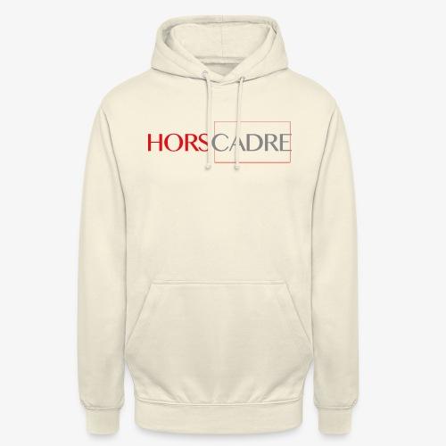 logoHC png - Sweat-shirt à capuche unisexe