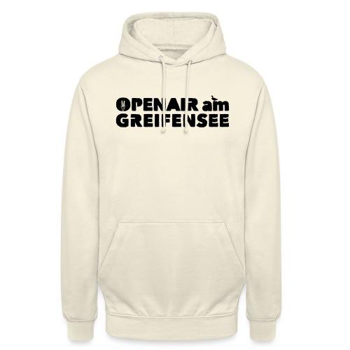 Openair am Greifensee 2018 - Unisex Hoodie