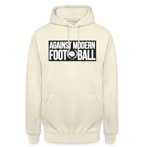 #AgainstModernFootball - Luvtröja unisex