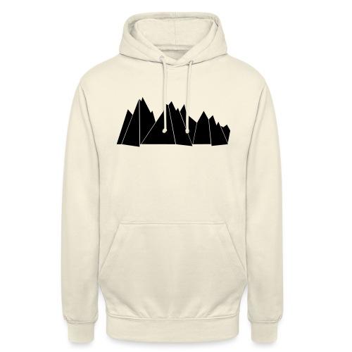 BlackMountains - Unisex Hoodie