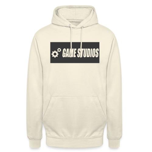 game studio logo - Unisex Hoodie