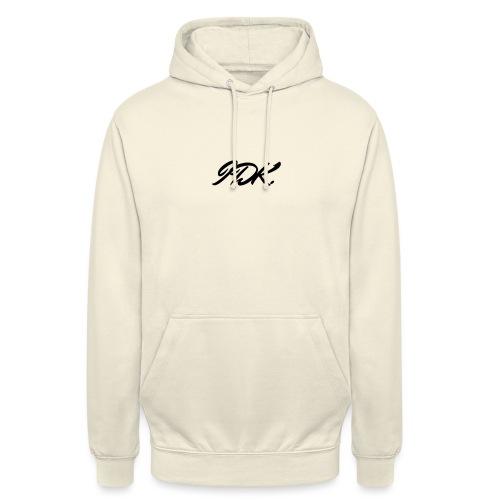 IDK - Sweat-shirt à capuche unisexe