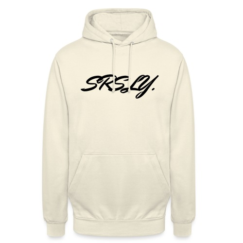 SRSLY - Sweat-shirt à capuche unisexe