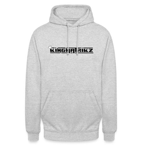 kingmatrikz mk2 - Hættetrøje unisex