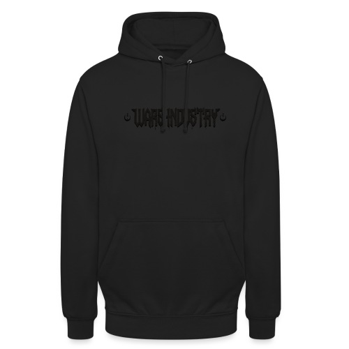 Premium noir - Sweat-shirt à capuche unisexe