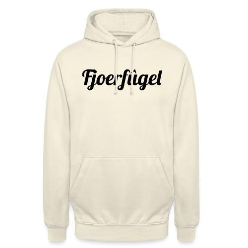fjoerfugel - Hoodie unisex