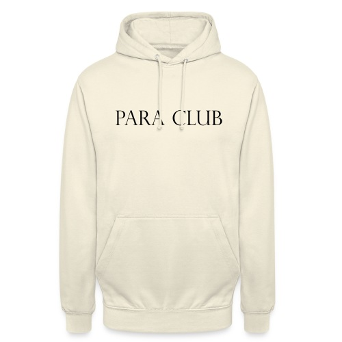 Para Club Original - Unisex Hoodie