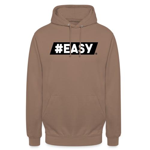 #EASY Classic Logo T-Shirt - Felpa con cappuccio unisex
