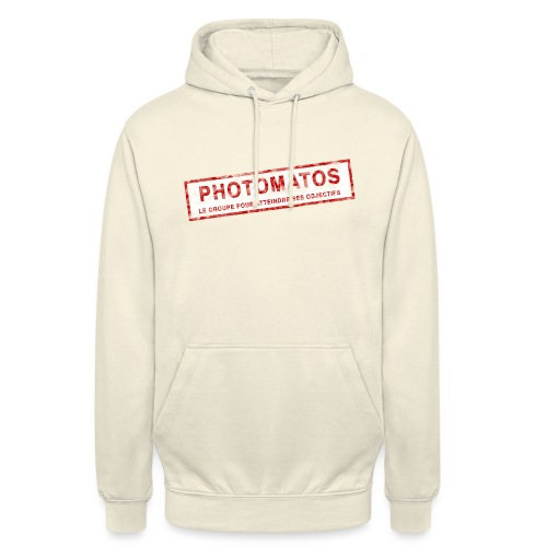PhotoMatos - Sweat-shirt à capuche unisexe