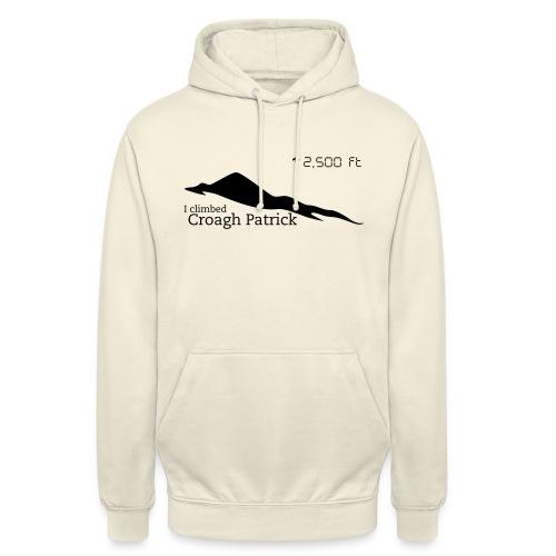 Croagh Patrick (Altitude) - Unisex Hoodie
