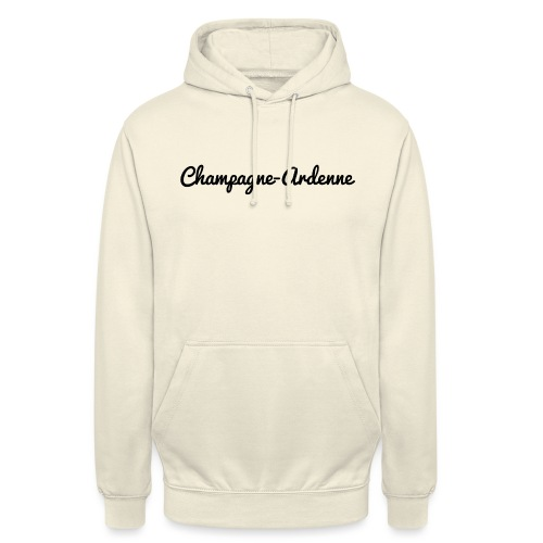 Champagne-Ardenne - Marne 51 - Sweat-shirt à capuche unisexe