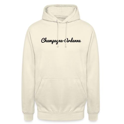 Champagne-Ardenne - Marne 51 - Sweat-shirt à capuche unisexe