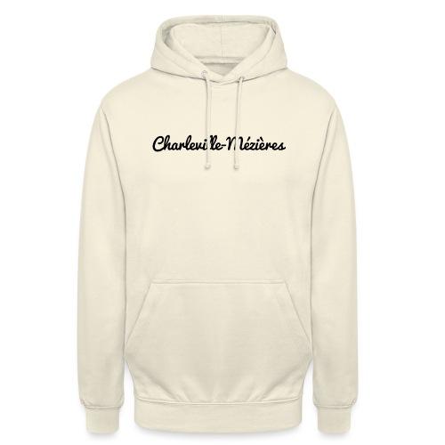 Charleville-Mézières - Marne 51 - Sweat-shirt à capuche unisexe