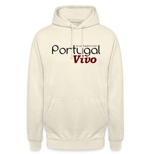 Portugal Vivo - Sweat-shirt à capuche unisexe