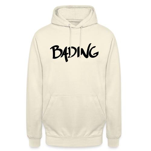 Bading simple - Unisex Hoodie