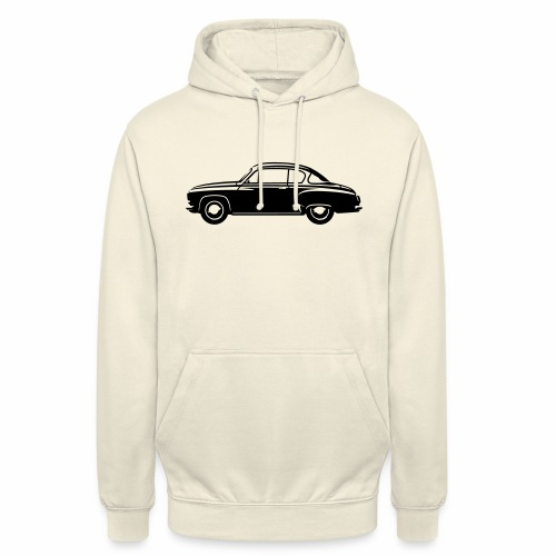 Classic car Coupe - Unisex Hoodie