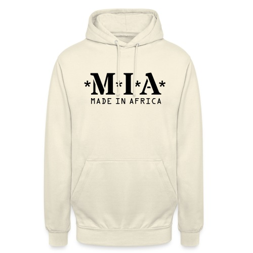 M.I.A. Made In Africa - Unisex Hoodie