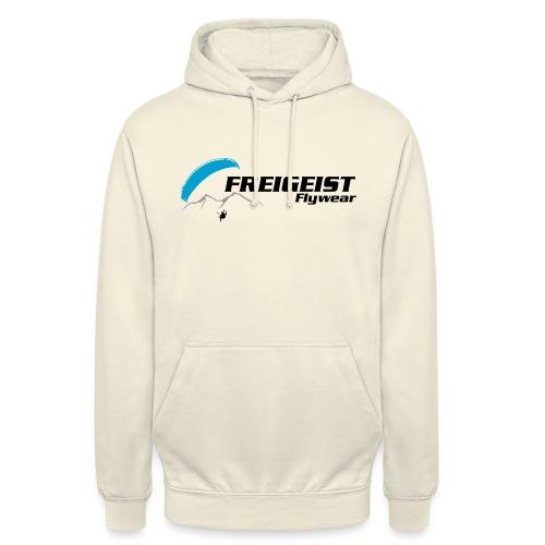 Freigeist-Flywear logo - Unisex Hoodie