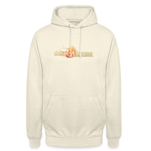logo oa v3 v1 fond clair - Sweat-shirt à capuche unisexe