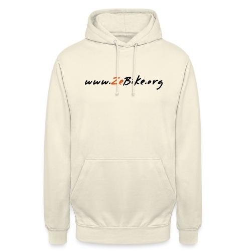 wwwzebikeorg s - Sweat-shirt à capuche unisexe