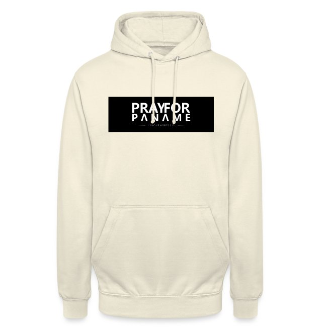 TEE-SHIRT HOMME - PRAY FOR PANAME