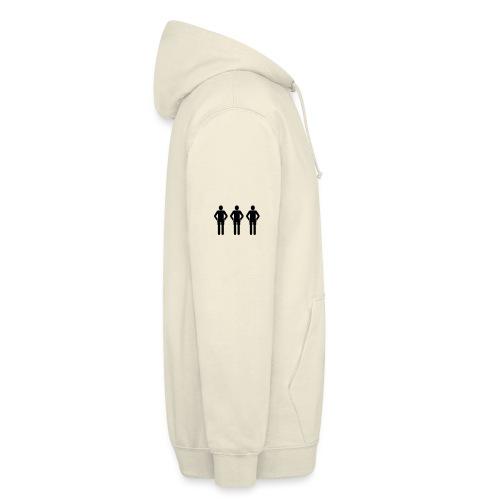 3schwarz - Unisex Hoodie