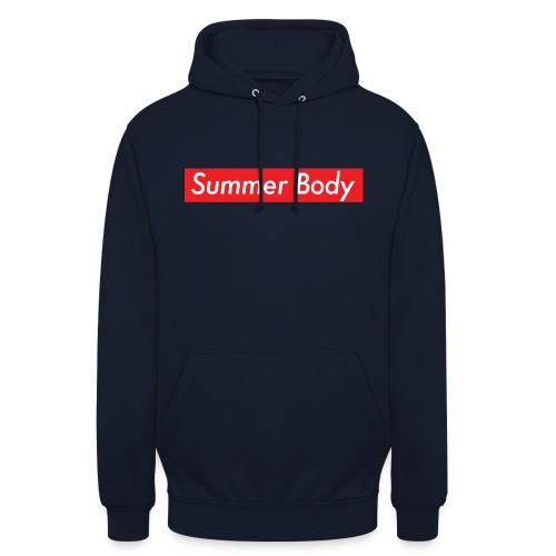 Summer Body - Sweat-shirt à capuche unisexe