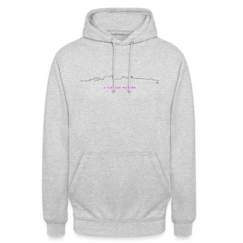 aLIX aNNIV - Sweat-shirt à capuche unisexe