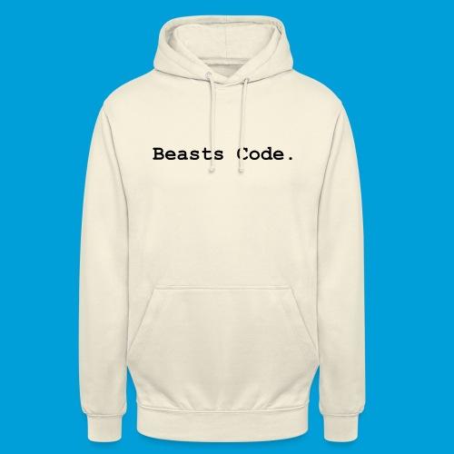 Beasts Code. - Unisex Hoodie