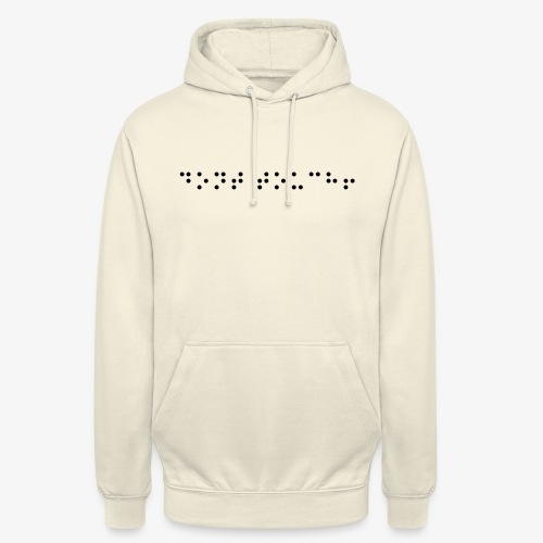 don't touch! - Unisex Hoodie