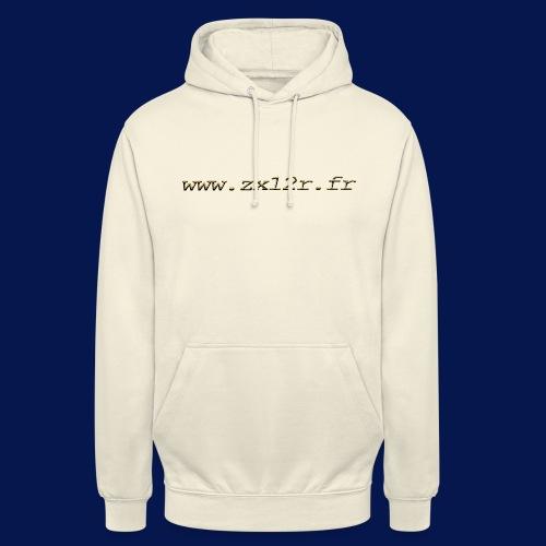 www zx12r fr OR - Sweat-shirt à capuche unisexe