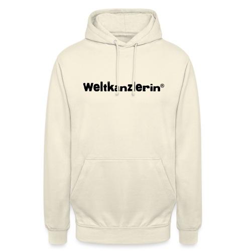 Weltkanzlerin® Frauen Premium T-Shirt - Unisex Hoodie