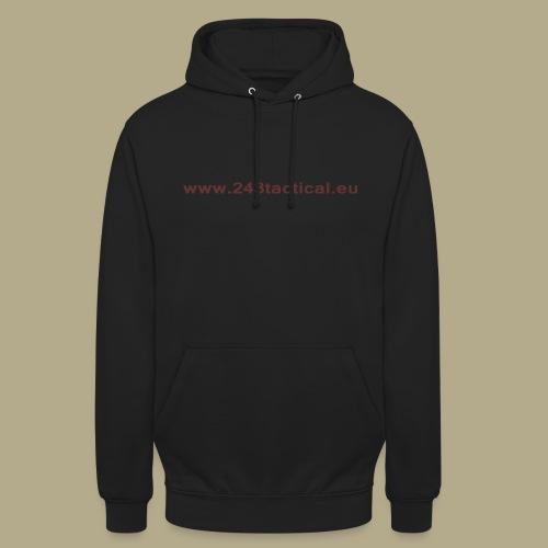 .243 Tactical Website - Hoodie unisex