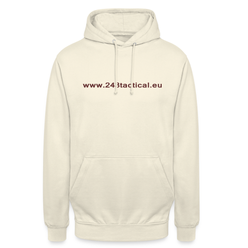 .243 Tactical Website - Hoodie unisex