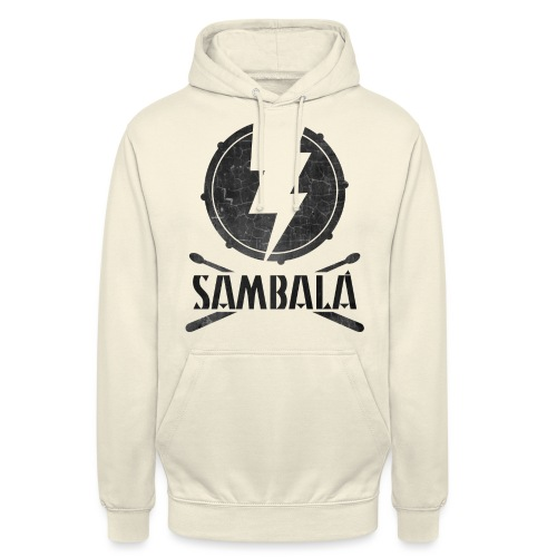 Batucada Sambala - Sudadera con capucha unisex
