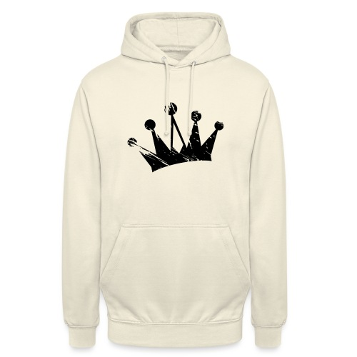 Faded crown - Unisex Hoodie