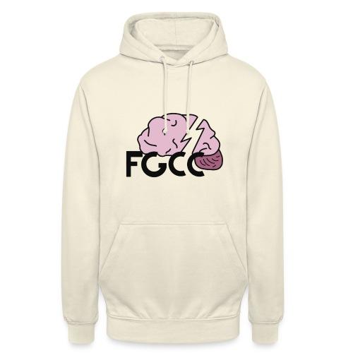 FGC Chômage - Sweat-shirt à capuche unisexe