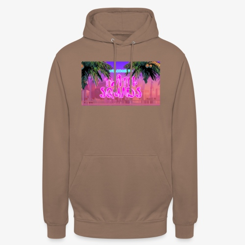 Welcome To Twitch Squads - Unisex Hoodie