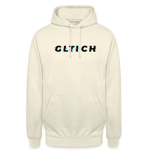 Glitch - Unisex Hoodie