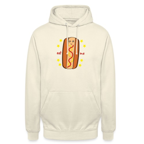 hotdog - Sweat-shirt à capuche unisexe