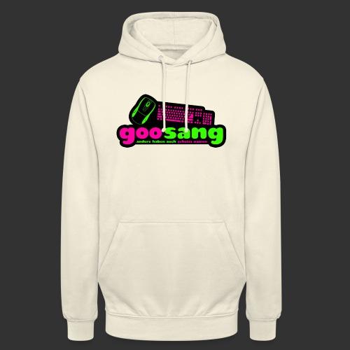 goosang logo - Unisex Hoodie