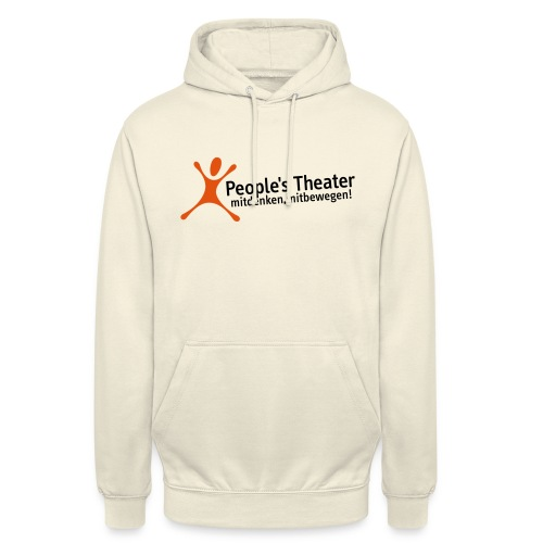 People's Theater Logo - Unisex Hoodie