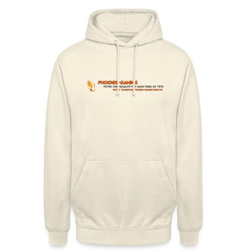 59edc1f31fbbf banproto1920px png 7e9af80c0c433fff6 - Sweat-shirt à capuche unisexe