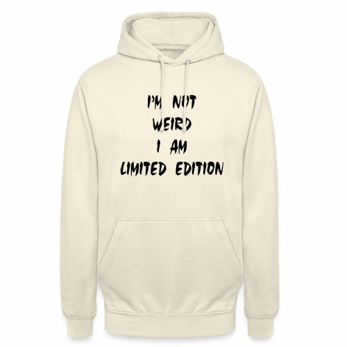 I Am Limited Edition - Unisex Hoodie