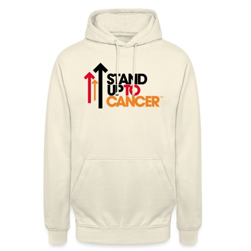 stand up to cancer logo - Unisex Hoodie