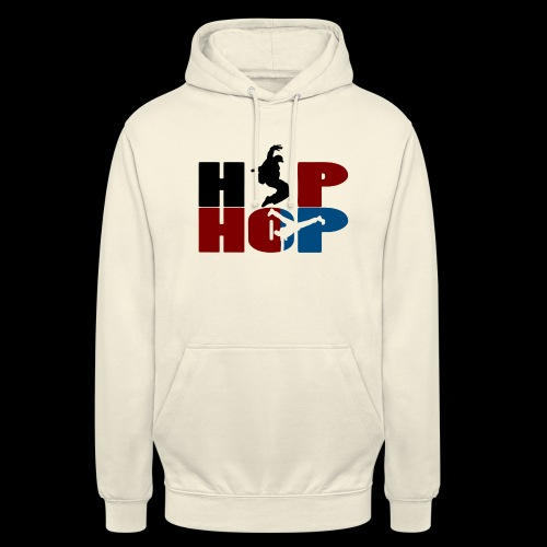 hip hop - Sweat-shirt à capuche unisexe