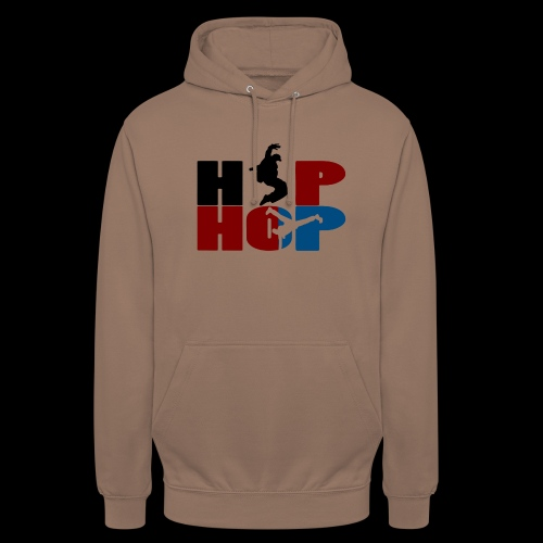 hip hop - Sweat-shirt à capuche unisexe